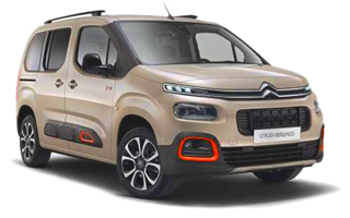 Lease cheap Citroen Berlingo Estate