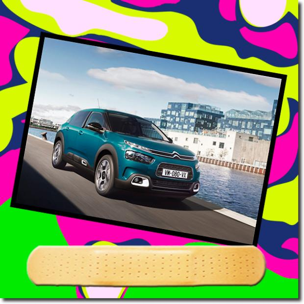 Citroen C3 Aircross 1 2 Puretech 130 Flair 5dr Hatchback: CITROEN C4 CACTUS Business Car Leasing Deals UK