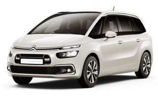 Lease cheap Citroen C4 Spacetourer Estate