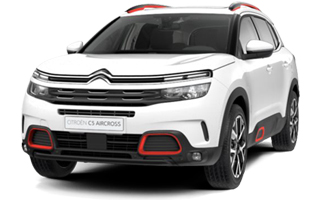 Lease cheap Citroen C5 Aircross