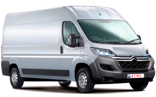 Lease cheap Citroen Relay 30 L1  Van