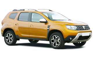 Lease cheap Dacia Duster Estate