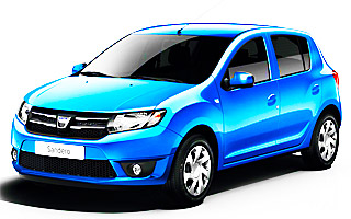 Lease cheap Dacia Sandero