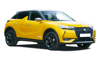 Lease cheap Citroen DS3 Crossback