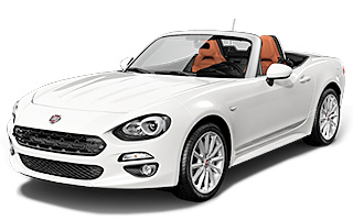 Lease cheap Fiat 124 Spider
