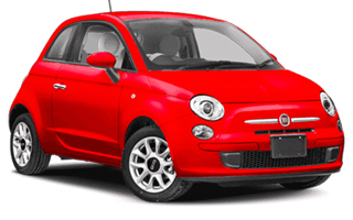 Lease cheap Fiat 500