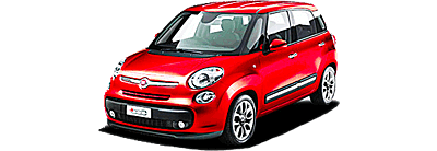 Fiat 500L picture, very nice