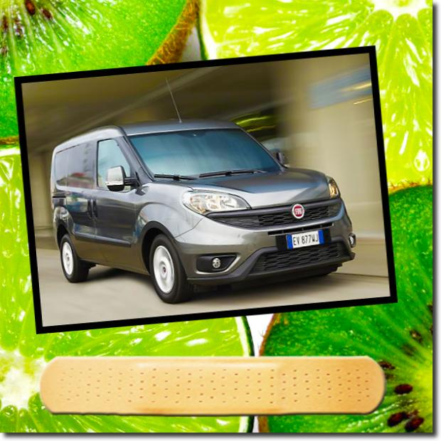 Fiat Doblo High Volume/High Roof Van