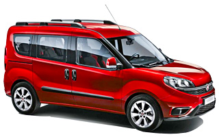 Lease cheap Fiat Doblo Estate