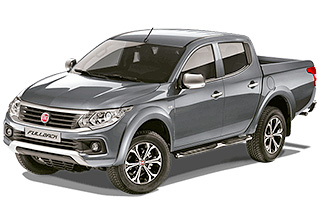 Fiat Fullback Double Cab Pick-up