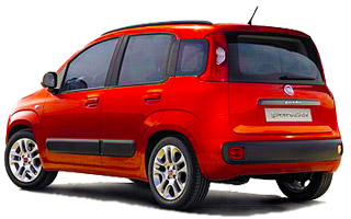 Lease cheap Fiat Panda