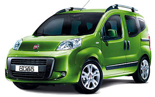 Lease cheap Fiat Qubo Estate
