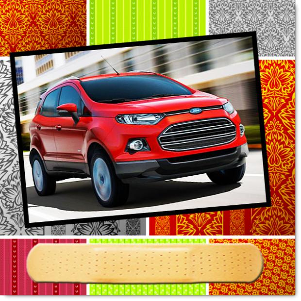 FORD ECOSPORT Business Car Leasing Deals UK