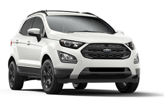 Lease cheap Ford Ecosport