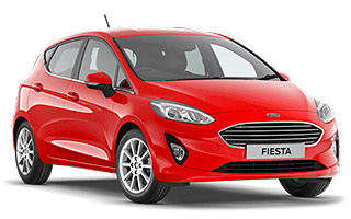 Lease cheap Ford Fiesta