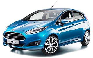 Ford Fiesta (to 2016)