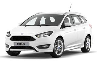 Ford Focus Estate