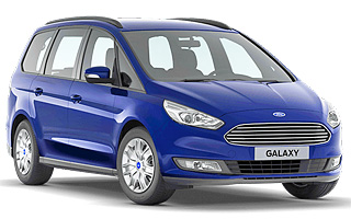 Lease cheap Ford Galaxy Estate