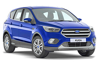 Lease cheap Ford Kuga