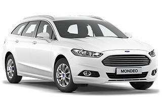 Ford Mondeo Estate (2015-19)