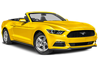 Lease cheap Ford Mustang Convertible