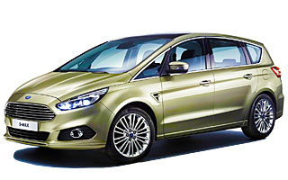 Lease cheap Ford S-Max Estate