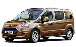 Lease cheap Ford Tourneo Connect Estate