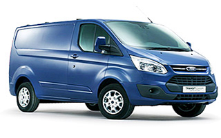 Ford Transit Custom 340 L2