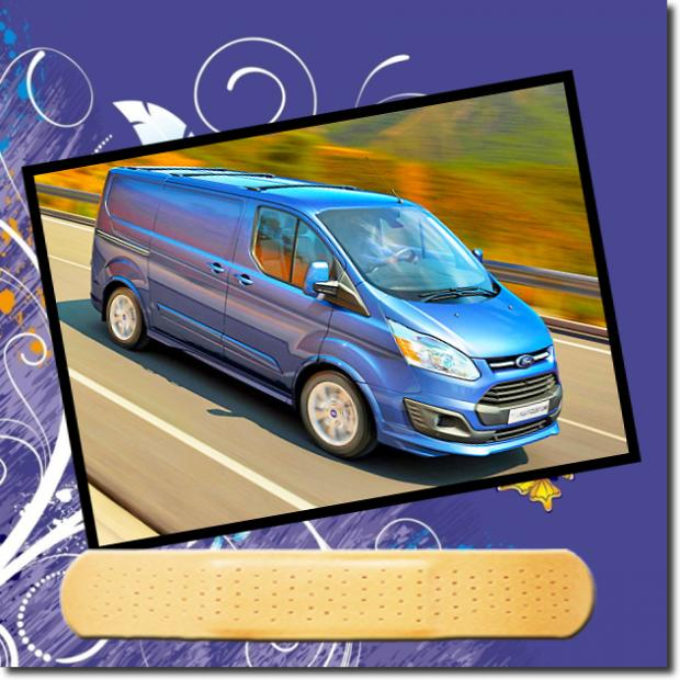 Ford Transit Custom Tourneo L1