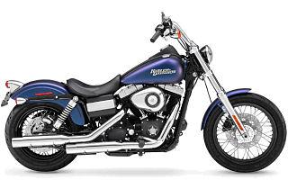 Harley Davidson Dyna Leasing
