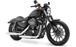Harley Davidson Sportster Leasing