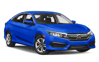Lease cheap Honda Civic