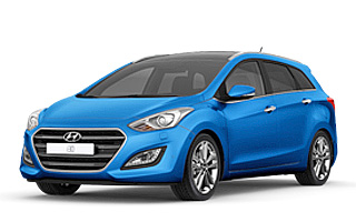 Lease cheap Hyundai i30 Estate