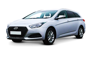 Lease cheap Hyundai i40 Estate