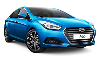 Lease cheap Hyundai i40 Saloon