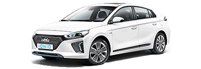 Hyundai Ioniq picture, very nice