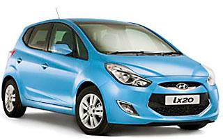 Hyundai IX20 (2010-19)