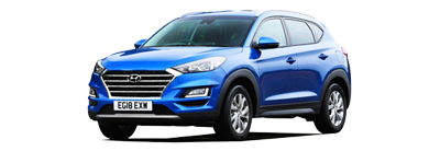 Hyundai Tucson Estate picture, very nice