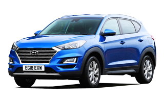 Lease cheap Hyundai Tucson