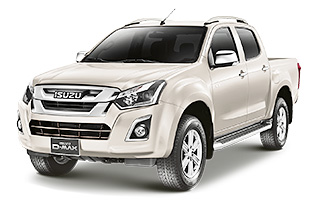 Isuzu D-Max Double Cab Pick-up
