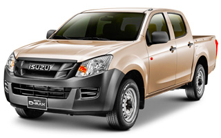 Isuzu D-Max (to 2016)
