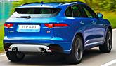 Jaguar F-Pace Estate