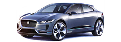 Jaguar i-Pace Estate picture, very nice