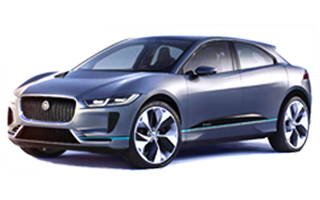 Lease cheap Jaguar i-Pace Estate