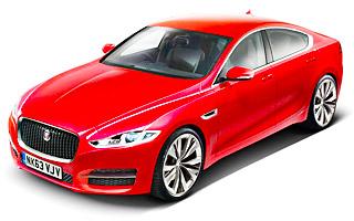 Jaguar XE Saloon (2015-19)