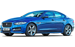 Jaguar XE Saloon (2019 on)