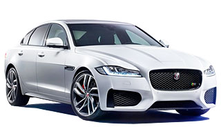 Charming Jaguar XF Saloon