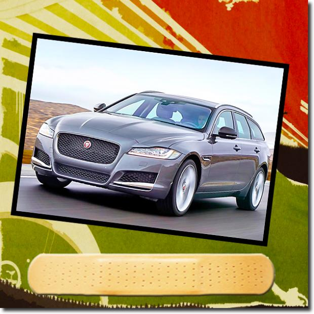 Jaguar Rental Car: JAGUAR XF ESTATE Personal Car Leasing Deals UK