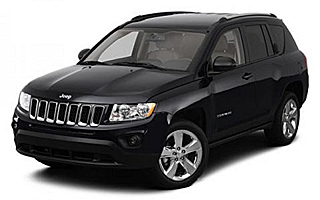 Lease cheap Jeep Compass Station Wagon