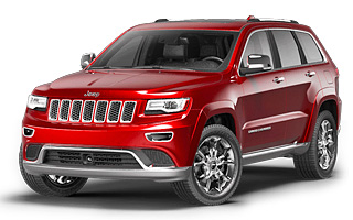 Lease cheap Jeep Grand Cherokee Station Wagon
